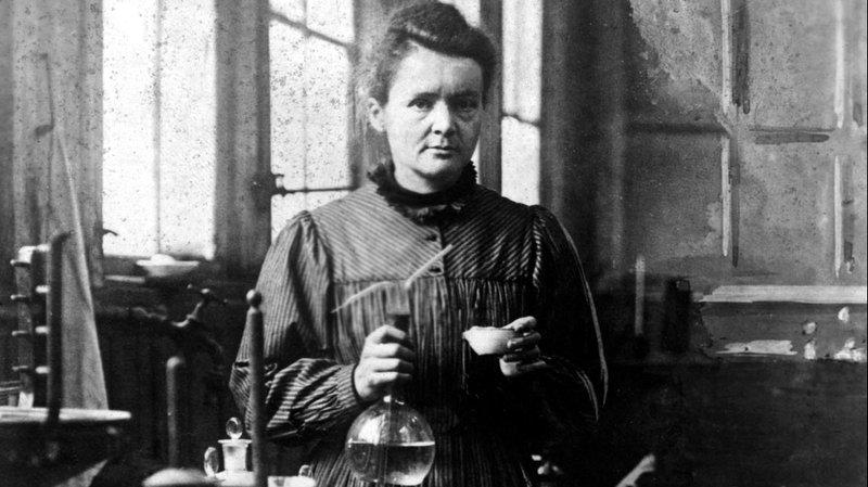 Marie Curie oranı