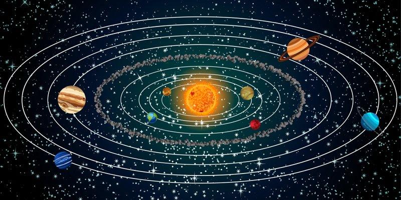 Yörünge şekillerinin ardındaki matematik