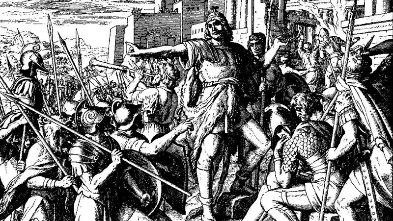 Antik çağda halk isyanları