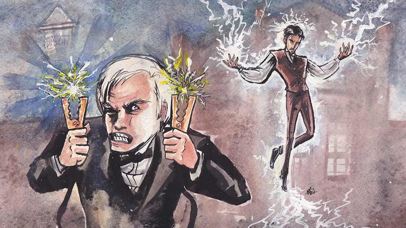 Edison Tesla Elektrik Akim Savaslari Bilim Ve Gelecek